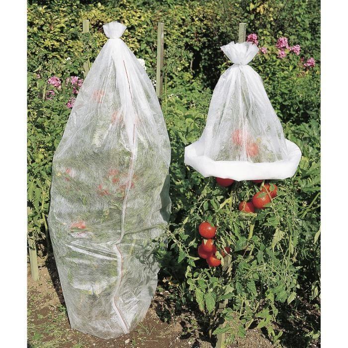 Housse protection tomates 0,65x10m 17g/m²