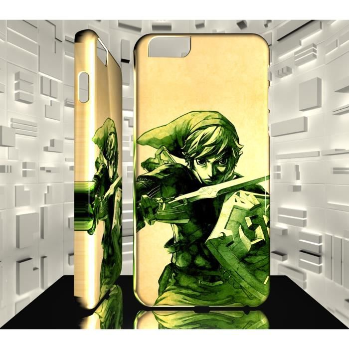 coque iphone 7 plus zelda 08