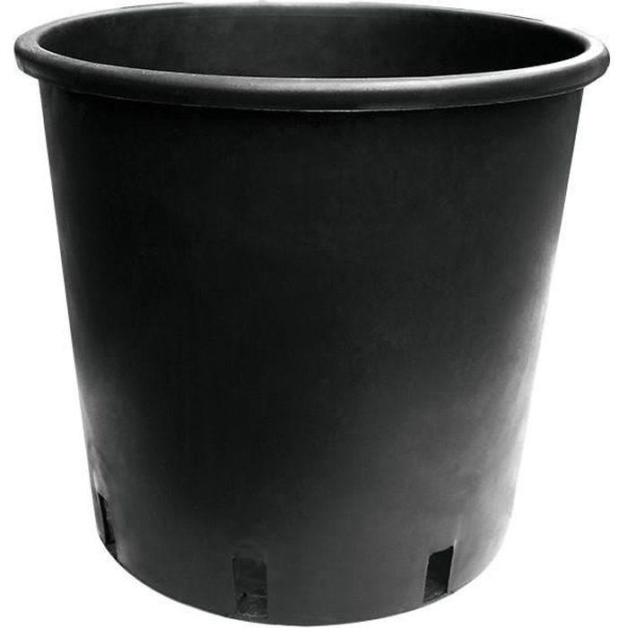 JARDINIÈRE - BAC A FLEUR Pot rond 15L 28X28