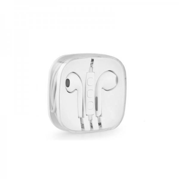 CASQUE - ÉCOUTEURS Ecouteurs compatible apple earpods avec télécomman