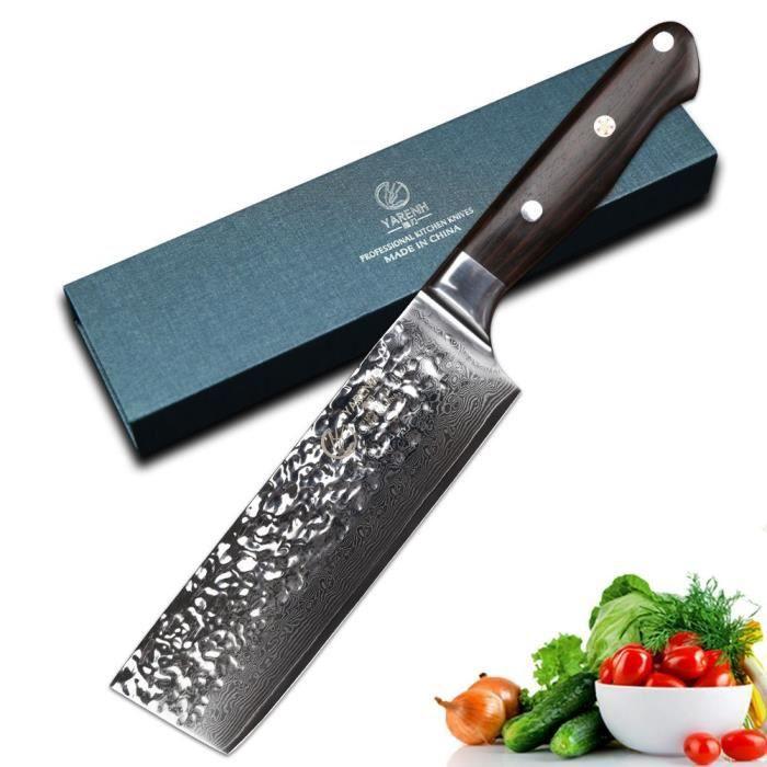 Malette Couteau De Cuisine Professionnel Global