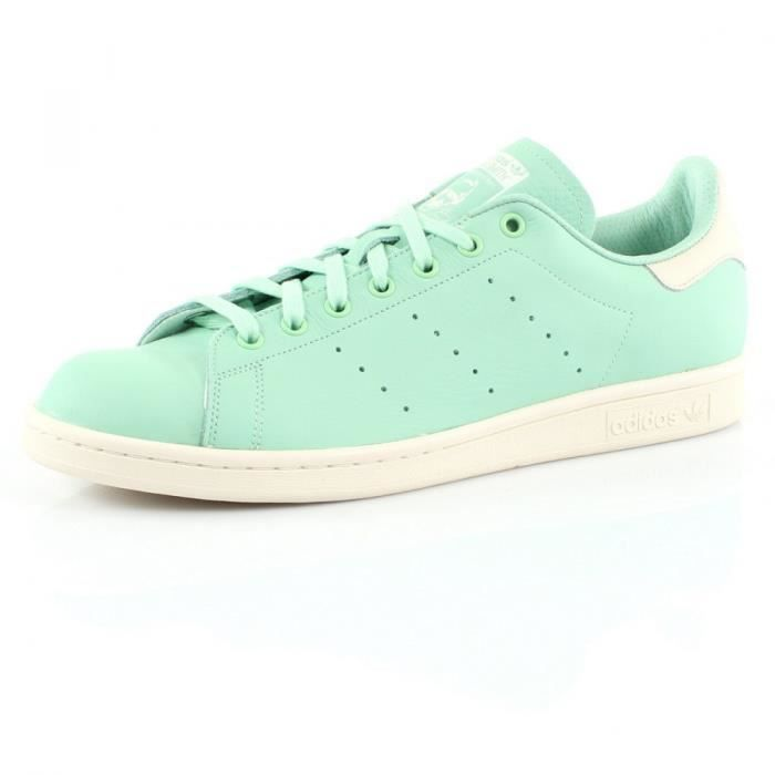 Baskets ADIDAS ORIGINALS Stan Smith Vert Achat Vente
