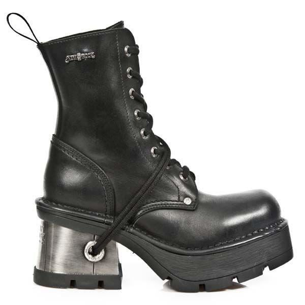 New Rock M.8355-S1 bottines