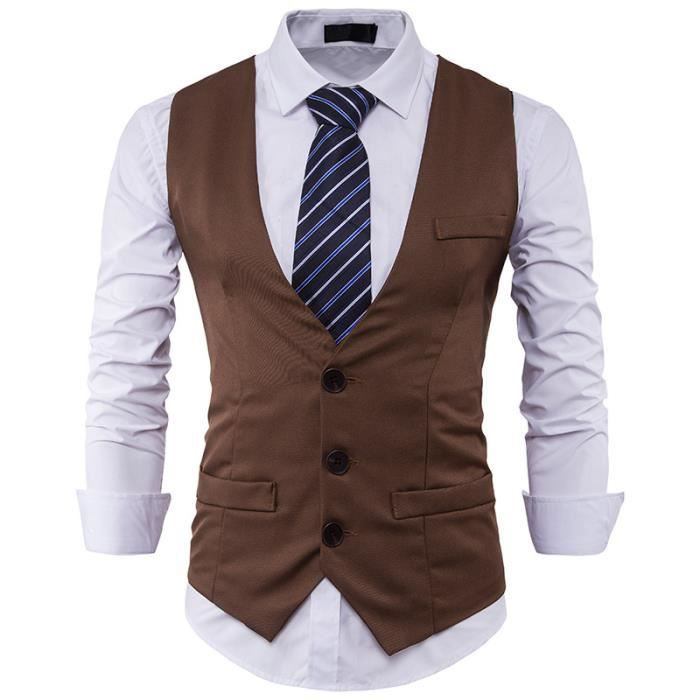 gilet homme mariage sans manche costume pour homme slim. Black Bedroom Furniture Sets. Home Design Ideas