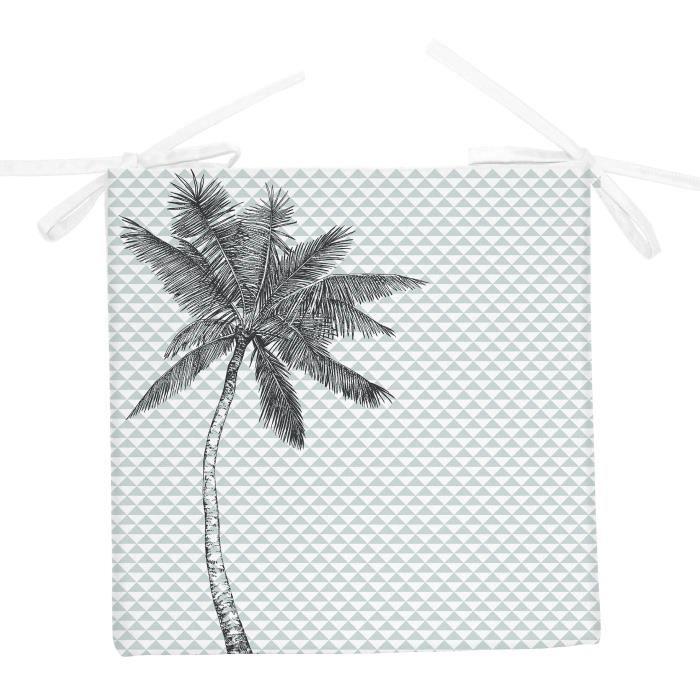 Gris Quinnyshop Fleur Napperon 20 cm Rond Polyester