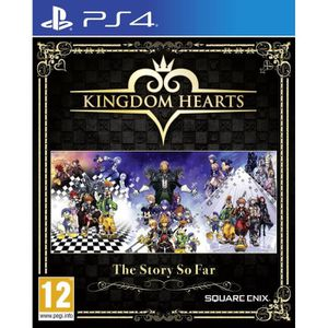 JEU PS4 NOUVEAUTÉ Kingdom Hearts The Story So Far Jeu PS4