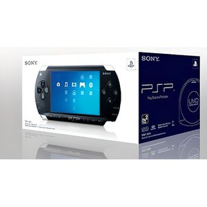 CONSOLE PSP SONY-CONSOLE PSP BASIC PACK