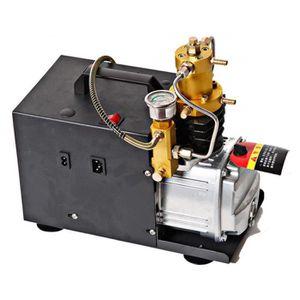 COMPRESSEUR 30MPa Pompe Compresseur Air Pcp Electrique 4500PSI