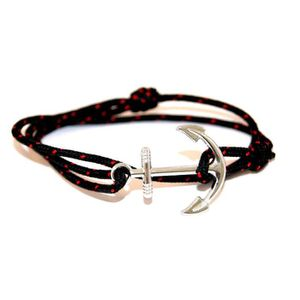 bracelet femme ancre