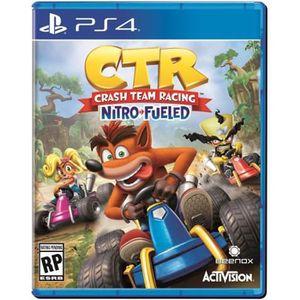 JEU PS4 Crash Team Racing Nitro Fueled PlayStation 4 itali