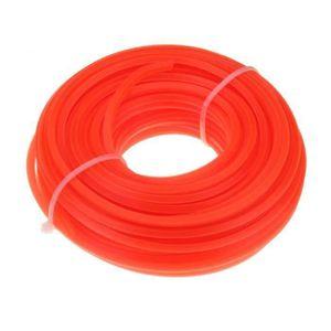 DÉBROUSSAILLEUSE  2.7mm Câble pour débroussailleuse tondeuse à gazon