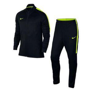 LEGGING Jogging Nike Swoosh Homme Noir et Jaune