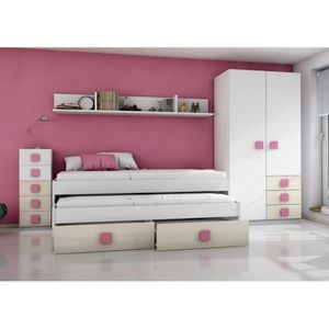 armoire chambre enfant achat vente armoire chambre. Black Bedroom Furniture Sets. Home Design Ideas
