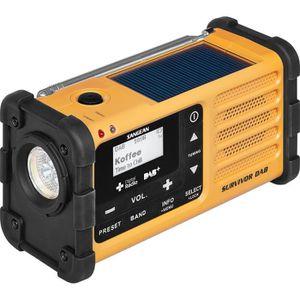 RADIO CD CASSETTE Sangean MMR-88 Dab+ Radio Dynamo Solaire FM-RDS Ja