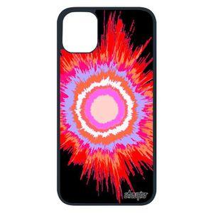 COQUE - BUMPER Coque silicone iPhone 11 pro explosion fond 256 Go