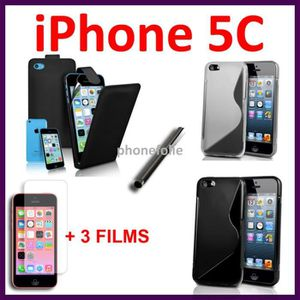 lot accessoire iphone 5c achat vente lot accessoire iphone 5c pas cher cdiscount. Black Bedroom Furniture Sets. Home Design Ideas