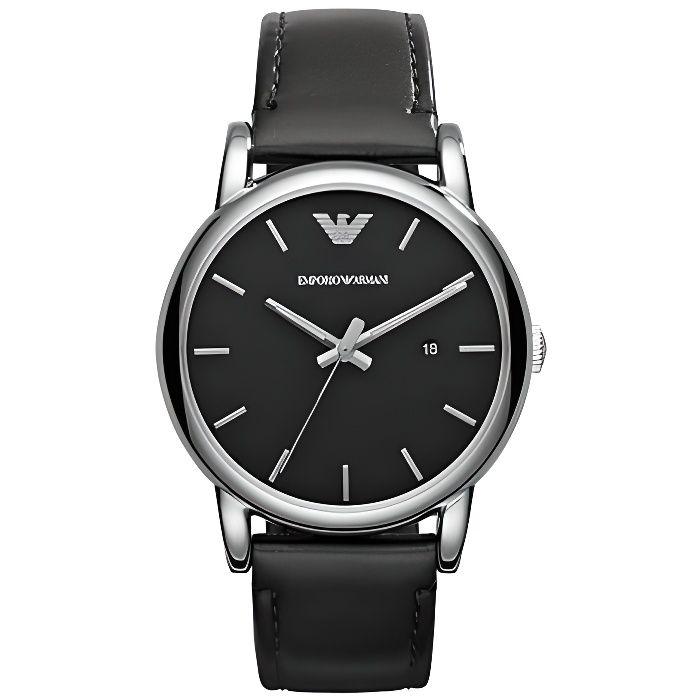 Emporio Armani montre été 2013 montre des homm…