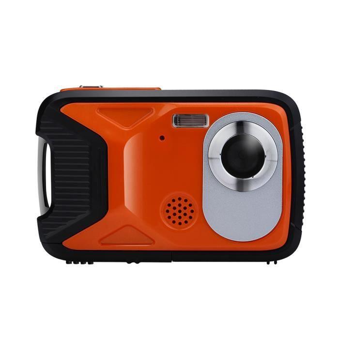 Enregistreur sous-marin imperméable du magnétoscope 1080P Selfie DV de l'appareil photo numérique 21