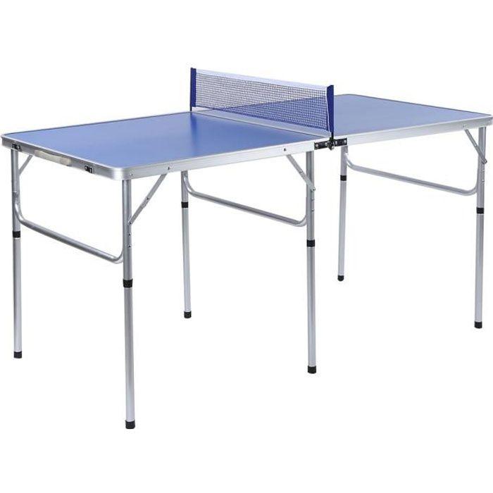 Table de ping-pong pliable, table de ping-pong, table de loisirs, ensemble de tennis de table en salle, accessoires de pong avec