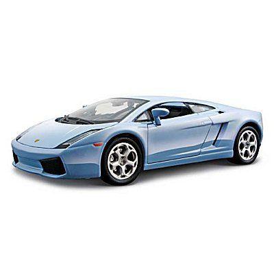 BURAGO Voiture de collection en métal Lamborghini gallardo 2002
