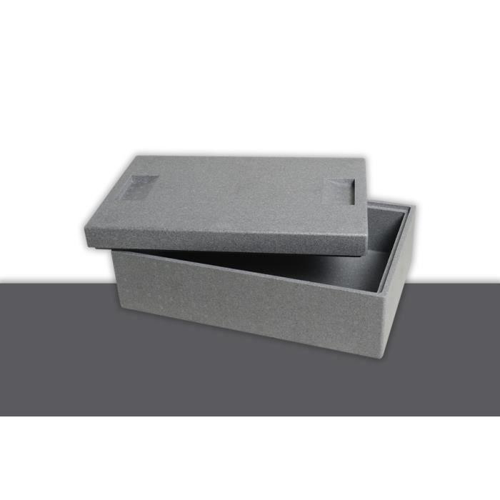 Climapor Caisse isotherme, PM - Volume : 16,5 Litres, 1 pièce