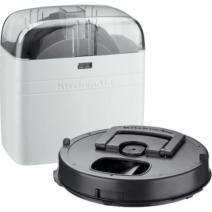 Kitchenaid - kit de découpage en dés pour robot ménager kitchenaid - 5kfp16dc12