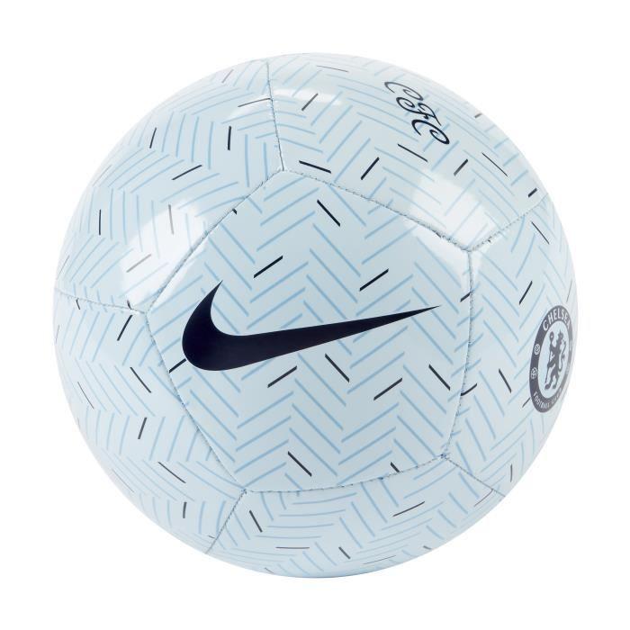 Ballon Chelsea Pitch 2020/21 - bleu cobalt/bleu nuit/blanc - Taille 5