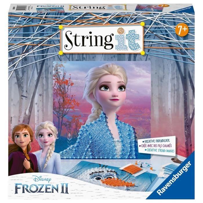 String It midi: Disney La Reine des Neiges 2
