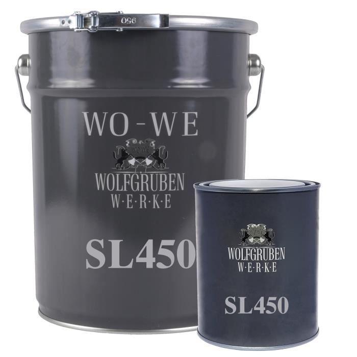 2,5Kg Turquoise - Peinture piscine à base de Résine Epoxy - sim. à RAL6034 - SL450