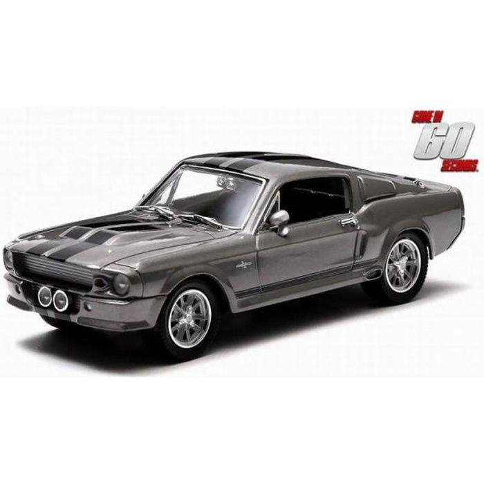 voiture ford mustang shelby gt 500 custom eleanor 1967 60. Black Bedroom Furniture Sets. Home Design Ideas
