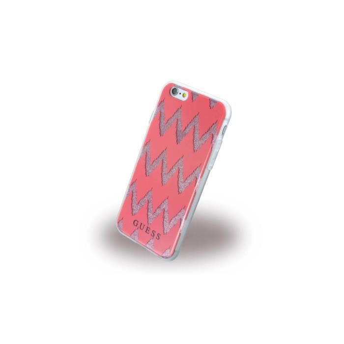 coque iphone 6 guess rouge