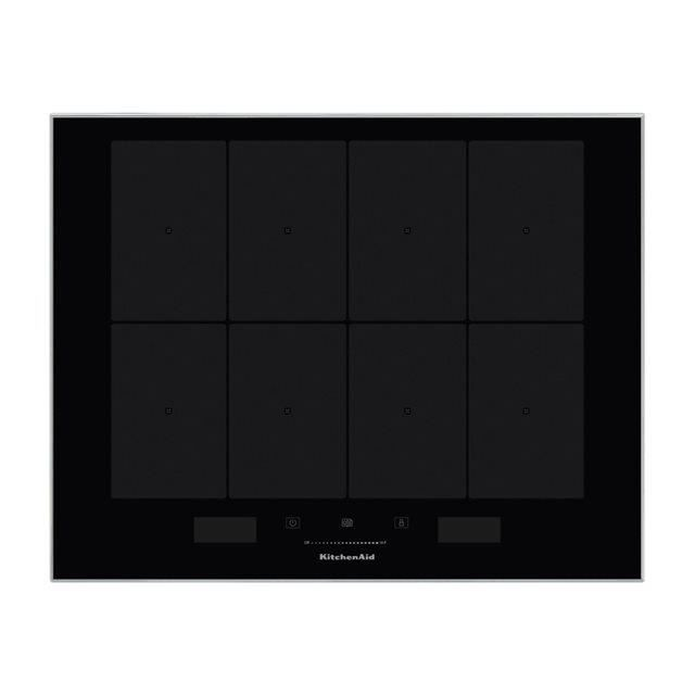 Table A Induction Kitchenaid Khias86500 Achat Vente Plaque Induction Cdiscount