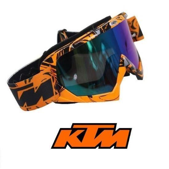 LUNETTES - MASQUE Masque cross Lunette moto KTM Motocross Enduro 03