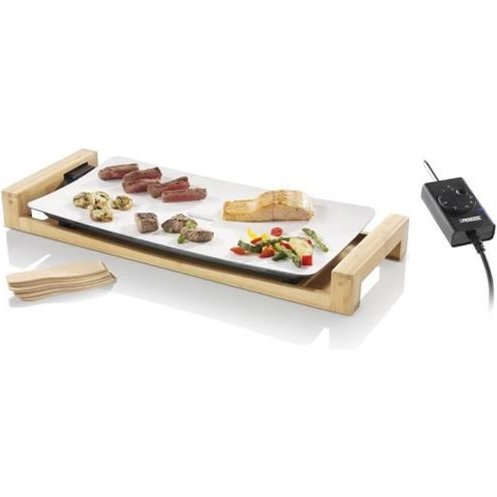plancha table chef pure princess 103030 achat vente plancha de table cdiscount. Black Bedroom Furniture Sets. Home Design Ideas