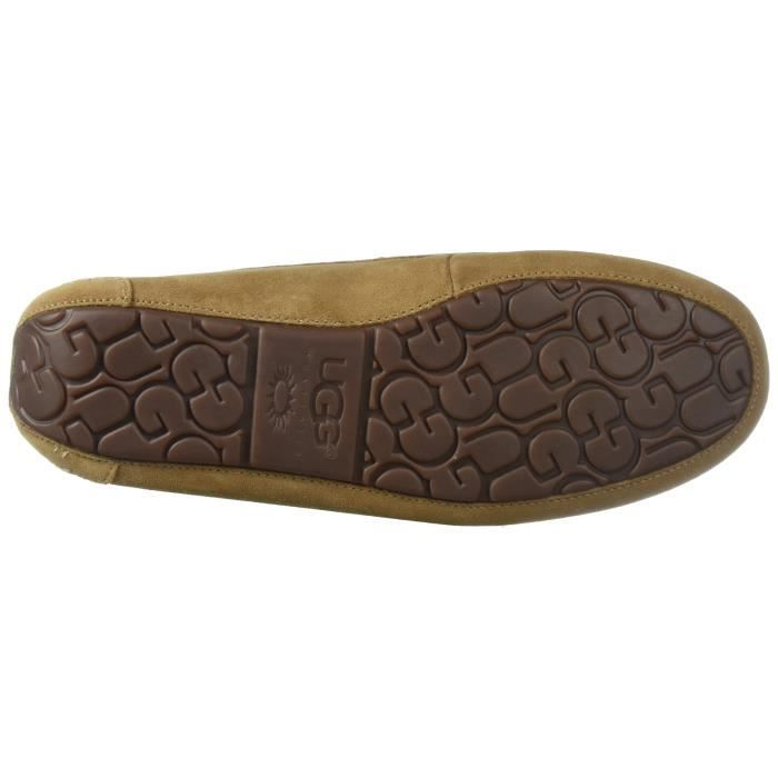 Ugg Ansley Embroidery Moccasin TJ2QO Taille-37