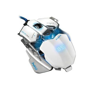 SOURIS Bluestork souris Gaming KULT#4 blanche