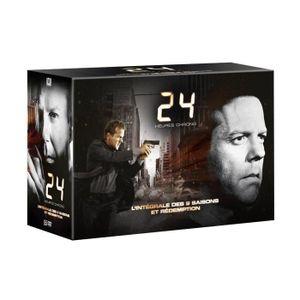 DVD SÉRIE DVD Coffret 24 heures chrono, saisons 1 à 9