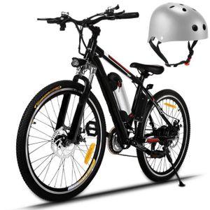 KIT VÉLO ÉLECTRIQUE Vélo électrique de montagne 26'' 36V 8AH  batterie