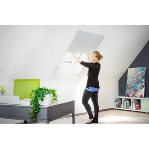 store pare soleil velux achat vente store pare soleil velux pas cher cdiscount. Black Bedroom Furniture Sets. Home Design Ideas