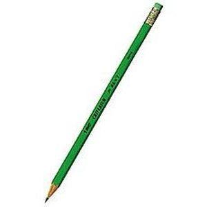 CRAYON GRAPHITE BIC LOT de 12 Crayons graphite tête gomme mine HB
