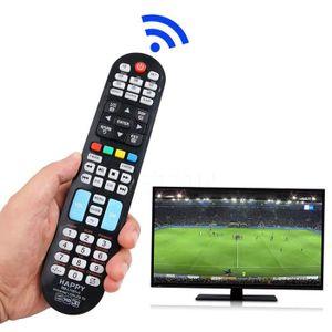 TÉLÉCOMMANDE TV 1x Nouveau Remplacement Télécommande RM-L1107 + 3