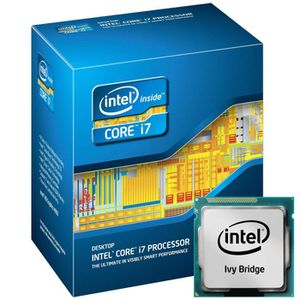 PROCESSEUR Intel® Core™ i7-3770 IvyBridge