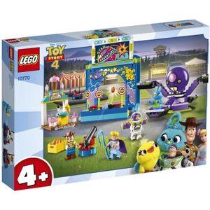 ASSEMBLAGE CONSTRUCTION LEGO® 4+ TOY STORY™ 10770 Le carnaval en folie de