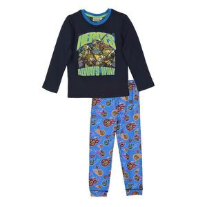 JEANS PYJAMA GARÇON, ENSEMBLE PYJAMA LONG, TORTUES NINJA