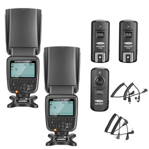 FLASH Neewer NW-561 Flash Kit avec LCD Ecran pour Canon