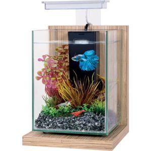 AQUARIUM Kit Aquarium Wiha Bambou Beige