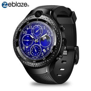 MONTRE CONNECTÉE Zeblaze THOR 4 Dual Smartwatch 4G 1.4 pouces Andro