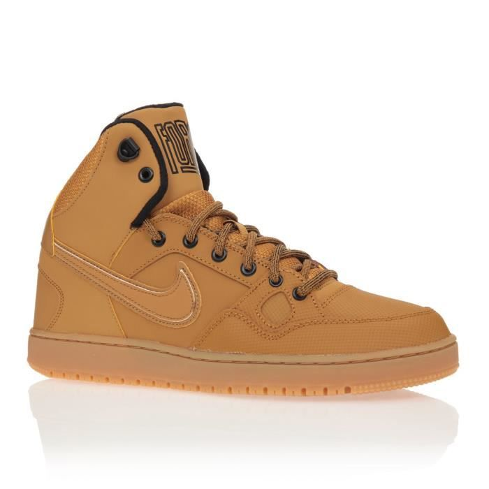 Baskets Winter Homme Marron Of Chaussure Force Achat Son Nike Mid TFcuKlJ513