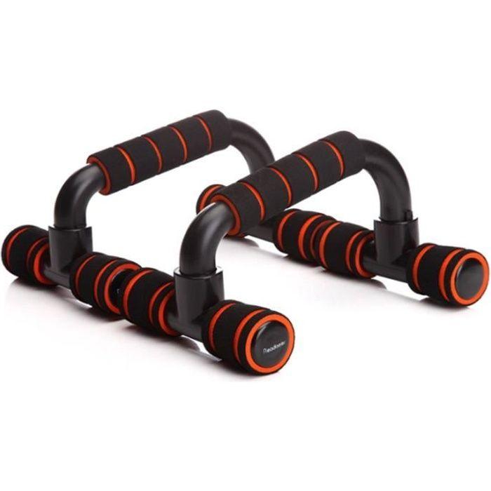 Poignées d'appui pour Pompe/Push-Up Bars Dispositif pour Musculation