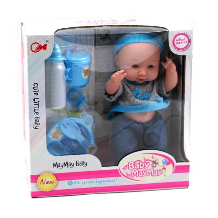 Poupée et Accessoires Baby Malo